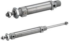 AVENTICS™ Series MNI Mini Cylinders (ISO 6432)