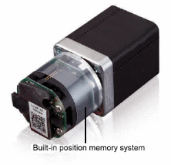 Built-in Position Memory System