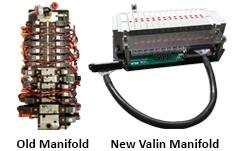 centura chamber pneumatic manifold 0190-20124 0190-20148 AC-150-2463