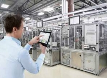 Connect the potential of Industry 4.0 with real manufacturing