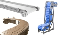 Conveyors for Sanitary Applications