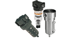 FRL (Filter, Regulator, Lubricator) Systems