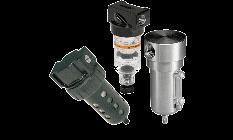 FRL (Filter, Regulator, Lubricator) Systems