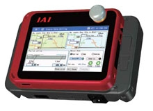 IAI ELECYLINDER® Teaching Pendant with Dedicated Power Supply Unit TB-03E/TB-02E