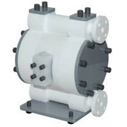 Iwaki TC-X TTD Series High Purity PTFE Air-Operated Double Diaphragm Pumps