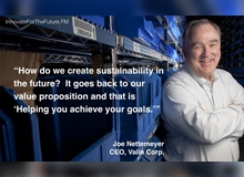 Joe Nettemeyer podcast - Your Future Is Defined By What Your Organization Stands For