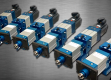 Kyntronics SMART Hydraulic Actuators (SHA)