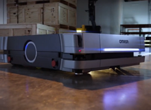 OMRON HD 1500 Mobile Robot
