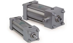 Numatics S Series Stainless Steel NFPA Interchangeable Cylinder