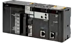 Omron CJ2H/CJ2M Programmable Logic Controllers