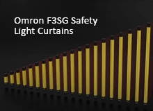 Omron F3SG Safety Light Curtains