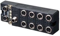 Omron GX Series Remote I/O