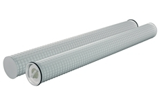 Parker RCP Fulflo® ParMax™ Large Diameter High Flow Filter Cartridges