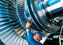 Temperature, Pressure, and Flow Measurement for Monitoring Performance in Power Plant Turbines