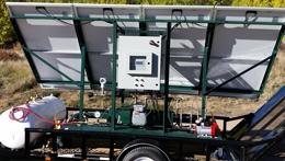 solar air compressor system