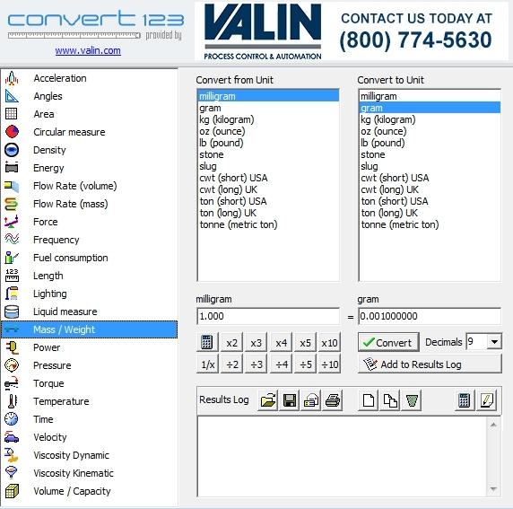 Convert Software