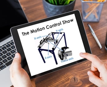 The Motion Control Show Episode 1 - Who Can Help Me