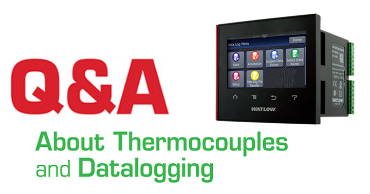 Q&A About Thermocouples and Datalogging