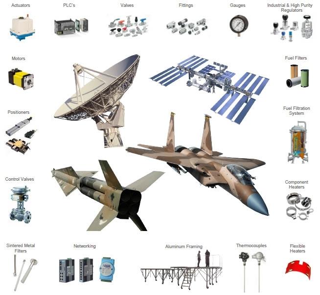 Industries   Aerospace   Valin