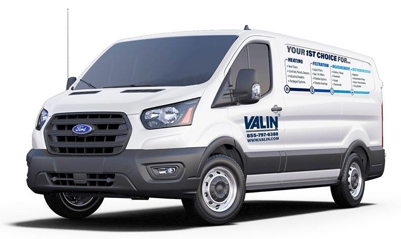 Inventory Management Services Van