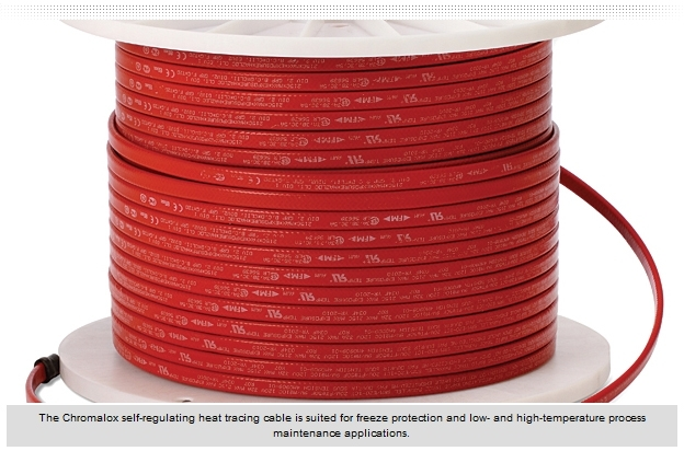 Heat Trace Cable : Heat trace solution for coal fired power plant makes