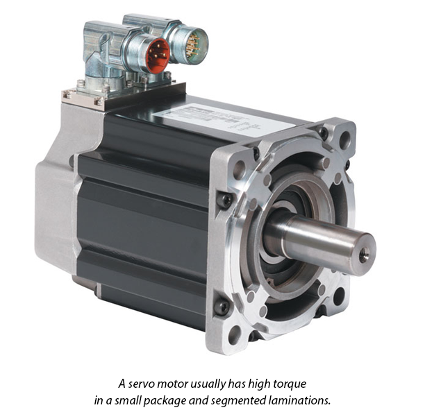 Which Motors Are the Best: Servos or Steppers? | Valin