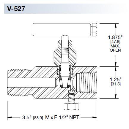 screw gauge diagram parker bleeder screw gauge valves valin  parker bleeder screw gauge valves valin