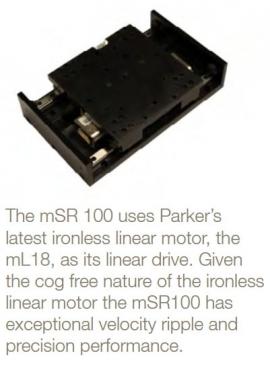 Parker mSR 100