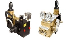Fluid Power Pneumatic Intensifiers