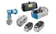 Process Control Pneumatic Actuators