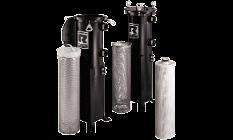 Rosedale Model NCO and NLCO Bag or Cartridge Filter Housings