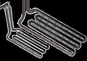 Firebar Tubular Heater