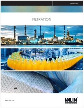 Valin Filtration Brochure