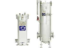 Velcon VF Series Vertical Filter Vessels