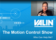 The Motion Control Show, Episode 1: Who Can Help Me?