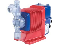 Linear Chemical Feed with Walchem's E-Series Pumps