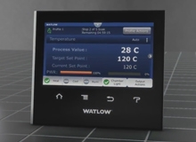 Watlow F4T with INTUITION® Process Controller