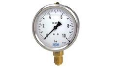 WIKA Bourdon Tube Pressure Gauge Model 213.53