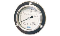 WIKA Bourdon Tube Pressure Gauge Model 233.55