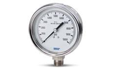 WIKA Bourdon Tube Pressure Gauges Models 232.54 and 233.54