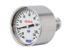 WIKA Mini Diaphragm Gauge