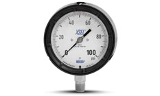 WIKA XSEL® Process Gauge Models 232.34 and 233.34